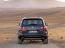 Фото авто Volkswagen Touareg 1 поколение [рестайлинг], ракурс: 180 цвет: мокрый асфальт