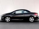 Фото авто Peugeot 308 T7 [рестайлинг], ракурс: 90 цвет: черный