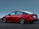 Фото авто Nissan Altima L34, ракурс: 135 цвет: красный