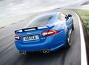 Фото авто Jaguar XK X150 [2-й рестайлинг], ракурс: 225 цвет: синий
