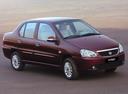 Фото авто Tata Indigo 1 поколение, ракурс: 315