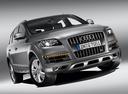 Фото авто Audi Q7 4L [рестайлинг], ракурс: 315 - рендер цвет: серый