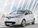 Фото авто Renault Zoe 1 поколение, ракурс: 45