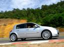 Фото авто Renault Megane 2 поколение [рестайлинг], ракурс: 270 цвет: серебряный