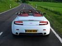 Фото авто Aston Martin Vantage 3 поколение [рестайлинг], ракурс: 180