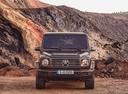 Фото авто Mercedes-Benz G-Класс W464,  цвет: коричневый