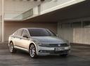 Фото авто Volkswagen Passat B8, ракурс: 315 цвет: серебряный