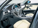 Фото авто BMW 3 серия E90/E91/E92/E93, ракурс: торпедо