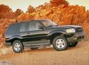 Фото авто Ford Explorer 2 поколение [2-й рестайлинг], ракурс: 270