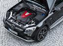 Фото авто Mercedes-Benz GLC-Класс X253/C253, ракурс: двигатель цвет: черный