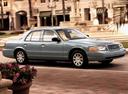 Фото авто Ford Crown Victoria 2 поколение, ракурс: 270