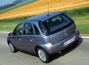 Фото авто Opel Corsa C [рестайлинг], ракурс: 135