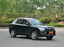 Фото авто FAW Besturn X80 1 поколение, ракурс: 315 цвет: черный