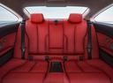 Фото авто BMW 4 серия F32/F33/F36, ракурс: задние сиденья