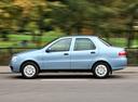 Фото авто Fiat Albea 1 поколение, ракурс: 90