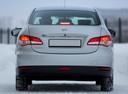 Фото авто Nissan Almera G11, ракурс: 180 цвет: серебряный