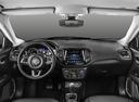 Фото авто Jeep Compass 2 поколение, ракурс: торпедо