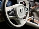Фото авто Volvo XC90 2 поколение, ракурс: рулевое колесо