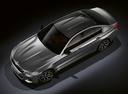 Фото авто BMW M5 F90, ракурс: сверху цвет: серый