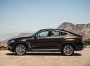 Фото авто BMW X6 F16, ракурс: 90 цвет: коричневый