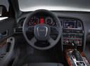 Фото авто Audi A6 4F/C6, ракурс: рулевое колесо