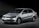Фото авто Volkswagen Voyage 3 поколение, ракурс: 45