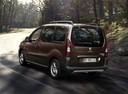 Фото авто Peugeot Partner 2 поколение [рестайлинг], ракурс: 135 цвет: коричневый