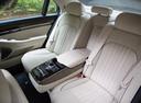 Фото авто Genesis G90 1 поколение, ракурс: задние сиденья