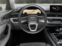 Фото авто Audi A4 B9, ракурс: рулевое колесо