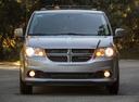 Фото авто Dodge Caravan 5 поколение [рестайлинг],  цвет: серый