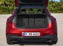 Фото авто BMW X4 G02, ракурс: багажник цвет: красный