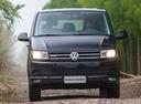 Фото авто Volkswagen Caravelle T6,  цвет: черный