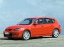 Фото авто Mazda 3 BK [рестайлинг], ракурс: 45