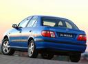 Фото авто Nissan Almera N16, ракурс: 135