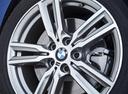 Фото авто BMW 2 серия Active Tourer F45 [рестайлинг], ракурс: колесо цвет: синий