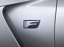 Фото авто Lexus RC 1 поколение, ракурс: шильдик цвет: белый