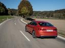 Фото авто Audi S5 F5, ракурс: 135 цвет: оранжевый