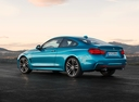 Фото авто BMW 4 серия F32/F33/F36 [рестайлинг], ракурс: 135 цвет: голубой