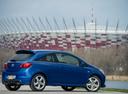 Фото авто Opel Corsa E, ракурс: 225 цвет: синий