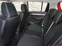 Фото авто Suzuki Swift 3 поколение, ракурс: задние сиденья
