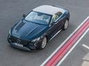 Фото авто Mercedes-Benz S-Класс W222/C217/A217 [рестайлинг], ракурс: сверху цвет: синий