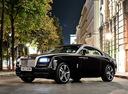 Фото авто Rolls-Royce Wraith 2 поколение, ракурс: 45 цвет: черный