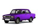 Авто ВАЗ (Lada) 2107, , 2002 года выпуска, цена 40 000 руб., Челябинск