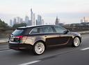 Фото авто Opel Insignia A [рестайлинг], ракурс: 225 цвет: коричневый