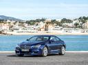 Фото авто BMW 6 серия F06/F12/F13 [рестайлинг], ракурс: 45 цвет: синий