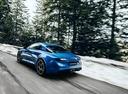 Фото авто Alpine A110 2 поколение, ракурс: 135 цвет: голубой