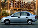 Фото авто Chevrolet Classic 1 поколение [рестайлинг], ракурс: 90
