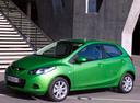 Фото авто Mazda 2 DE, ракурс: 45