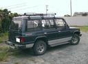 Фото авто Mitsubishi Pajero 1 поколение, ракурс: 225