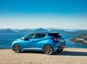 Фото авто Nissan Micra K14, ракурс: 135 цвет: синий